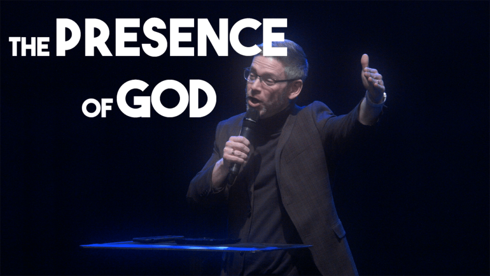The Presence of God Image