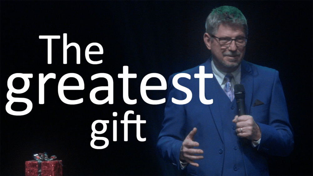 The Greatest Gift: Week 3 Image
