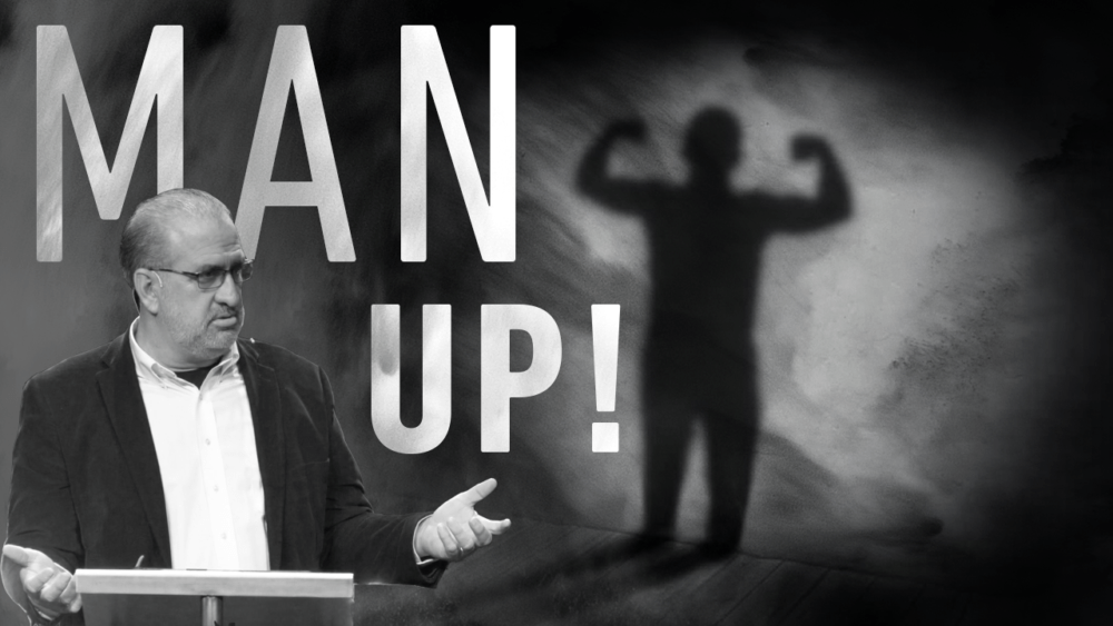 Man Up!  Image
