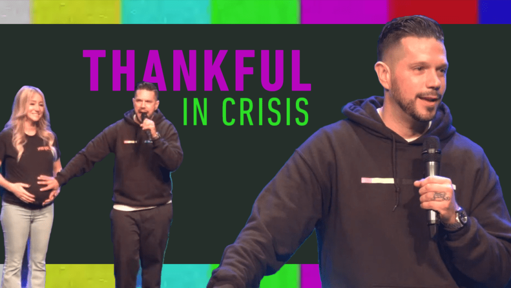Thankful In Crisis Image